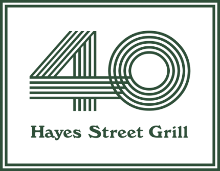 Hayes Street Grill 40th Aniversary